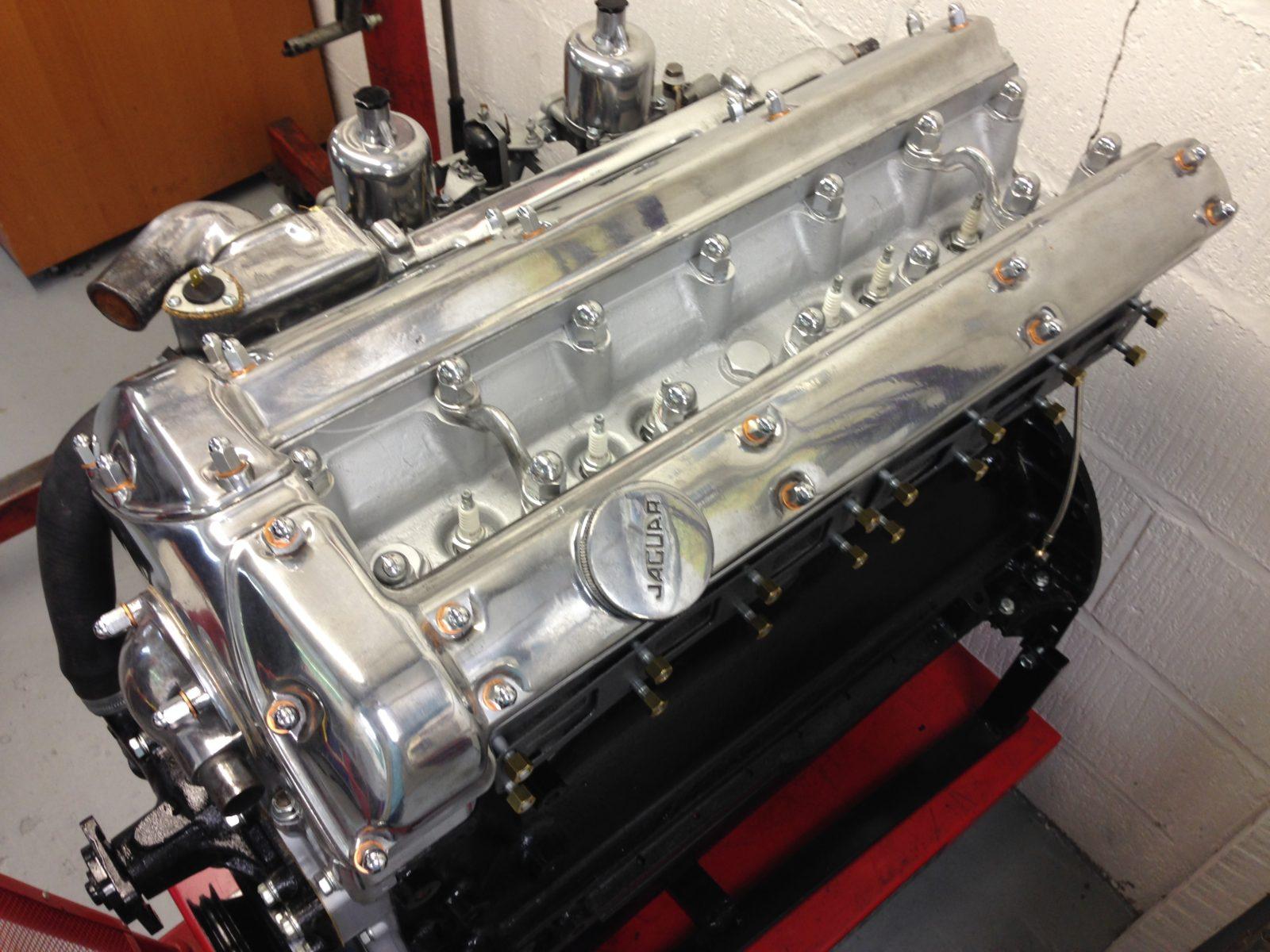 Jaguar 3.4l Engine for sale - ancillaries optional